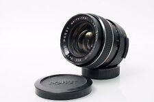Porst gran angular 35mm f/2.8 coche f m42 ZB. Sony, MFT, Canon, Nikon, fuji, etc.