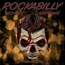 Various Artists - Rockabilly - Red Hot And Rare Volume One On Red Vinyl RGMLP003