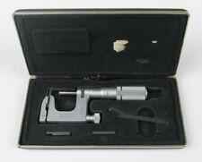 Starrett 0 1 Inch Multi Anvil Micrometer No 220 Spring Box