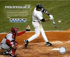 """Alex Rodriguez """"New York Yankees"""" Licensed MLB Unsigned 8x10 Glossy Photo A14"""
