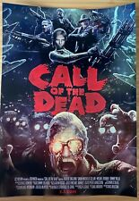 Call Of Duty Zombies Call Of The Dead Poster A4 High Quality Print 170gsm Glossy