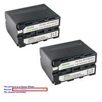 Kastar Battery Replacement for Sony NP-F990, NP-F975, NP-F970, NP-F960, NP-F950