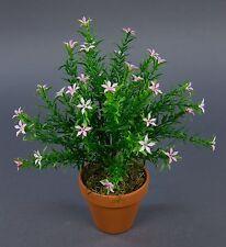 Sternblütenbusch 28cm rosa im Topf GA Kunstblumen Kunstpflanzen künstliche Blume