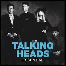 TALKING HEADS - ESSENTIAL CD ~ 70's / 80's GREATEST HITS / BEST OF *NEW*