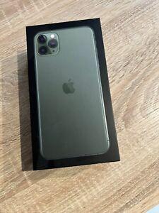 Apple iPhone 11 Pro Max - 256GB - Nachtgrün (Ohne Simlock) A2218 (CDMA + GSM)