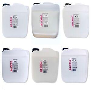 3 6 9 12 % Creme Oxydant Oxidant Oxyd Haarfarbe Entwickler Blondierung 5 Liter