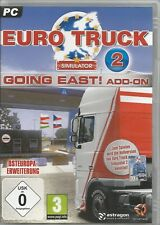 Euro Truck Simulator 2: Going East (PC, 2013, DVD-Box) neuwertig