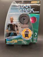 Captain Sisko Warp Factor 2 Galactic Series Playmates Star Trek DS9