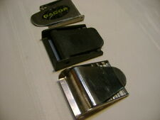 3 Ea Used Misc Divers Weight Belt Buckles Lot (1 Dacor, 1 Us Divers, 1 Unbranded