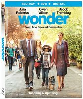 Wonder (Blu-ray Disc ONLY, 2018)
