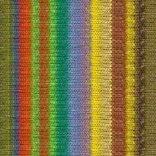 NORO ::Kureyon #371:: wool knitting yarn Greens-Orange-Lemon-Lavender-Olive