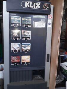 Klix Getränke Automat