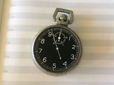Vintage 1940s Bomb Timer stopwatch stop watch Mil spec military