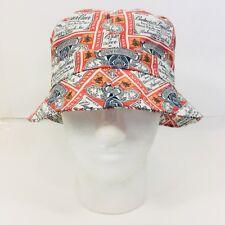 Budweiser Bucket Hat All Over Print Gift 709eda159bfc