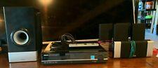 RCA DVD/CD Receiver Home Theater System RTD215 Black Dolby Digital (B2)