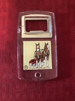 Clydesdale Bottle Opener, Made in Hong Kong