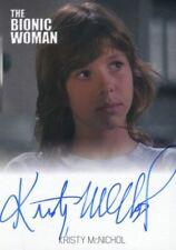 Bionic Collection The Bionic Woman Kristy McNichol Autograph Card