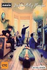 Oasis - Definitely Maybe (Limited Edition) 2 dvd with booklet mint