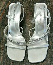 Pierre Fontaine LADIES DIAMONTE HIGH HEELS Size 9 Worn once As new