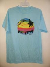 Ezekiel Men's S/S T-Shirt PARADISE BITE - PBLU - Large - NWT