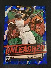 2021 Donruss Frank Thomas Blue Unleashed #243/249 Chicago White Sox