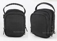 Shoulder Waist Camera Case Bag For SONY Cyber-Shot DSC HX90V HX90 WX500