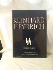 Reinhard Heydrich SS English Translation