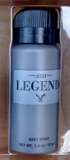 American Eagle Outfitters AEO LEGEND 1.0 oz Body Spray Cologne Mens Rare NEW