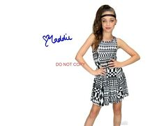 "Maddie Ziegler of Dance Moms Reprint Signed 8x10"" Photo #4 RP Sia Autographed"