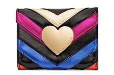 Victoria's Secret V-Quilt Rainbow Wallet