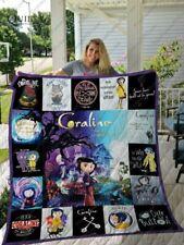 Coraline Blanket