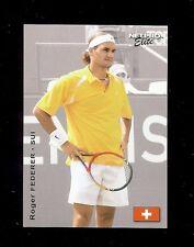(100) ROGER FEDERER 2003 NetPro ELITE Card #RF-2 Tennis LOT