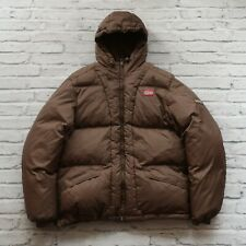 Napapijri Geographic Expedition Down Parka Jacket Size XL Himalayan
