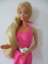 Pretty Vintage 1980s Superstar Taiwan Twirly Curls Barbie