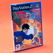 JACKIE CHAN ADVENTURES PS2 italiano sigillato
