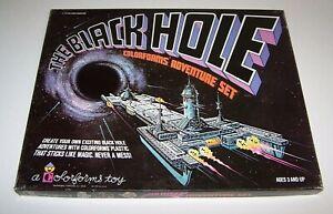 The Black Hole Colorforms Adventure Play Set 2360 w Disney 1979 Opened Unused