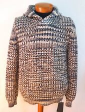 $1500 NWT Authentic MISSONI ORANGE LABEL 100% CASHMERE HEAVY KNITTED Sweater M