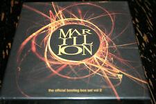 MARILLION The official bootleg box set vol.2. !!!! VERY RARE MUSSSS