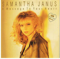 Samantha Janus - A Message To Your Heart