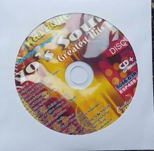 70'S SOUL KARAOKE CDG GREATEST HITS R&B ESP488-03 CHARTBUSTER MARVIN GAYE CD+G