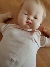 """Adorable Vintage Vogue 18"""" Baby Dear Doll! Top Knot! Eloise Wilkins"""