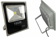 Faro LED,100W alta luminosità.Luce bianco.Bianca 100 Watt esterno impermeabile