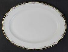 Royal Doulton English Fine Bone China RHODES Porcelain Large Oval Platter 562178