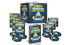 3 Ways To Make Money Online With Arbitrage-13-Part Video Course