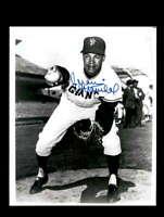 Juan Marichal Hand Signed 8x10 Photo Autograph 3 San Francisco Giants