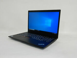 "Lenovo 15.6"" ThinkPad T570 Intel 2.80GHz CORE i7 [7600U] 8GB 256GB SSD WIN10P"