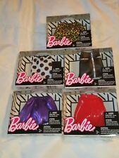 Barbie Doll Fashion Skirts Clothes Lot of 5 BNIB