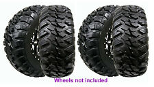 4 New GBC 28x10x14 28x10R14 10-Ply Kanati Mongrel DOT Legal Radial UTV SXS Tires