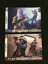 Star Wars Legion Snow Troopers / Fleet Troppers promo card