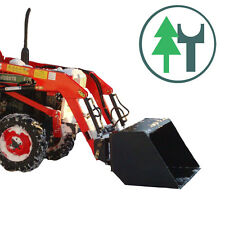 Schneeschaufel XXL für Frontlader Frontladeranbau Traktor Kleintraktoren Kubota